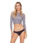 LSpace Sandy Bottom Midnight Blue Front