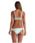 Vitamin A Blue Lagoon Neutra Bralette and Neutra Hipster Bottom Back