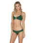 L Space Emerald Flynn Top Pixie Bottom Front