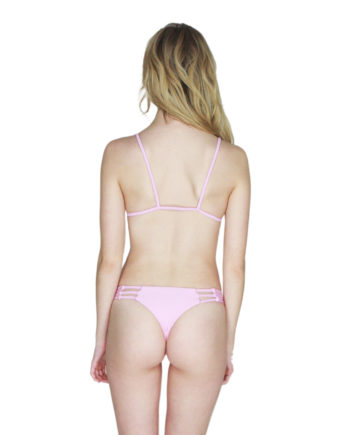 Stone Fox Swim orchid isla top playa bottom back